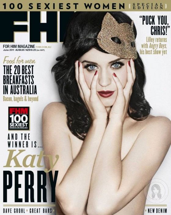 "Katy Perry - FHM Australia's ""100 Sexiest Women in World"" June 2011"
