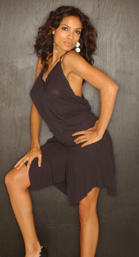 Rosario Dawson - Sexy Photoshoot Maurice Rinaldi