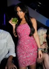 Kim Kardashian - Candids at LIV at Fontainebleau in Miami