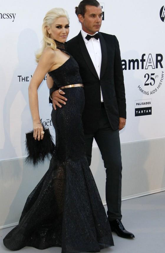 Gwen Stefani – 2011 amfAR Cinema Against AIDS Gala