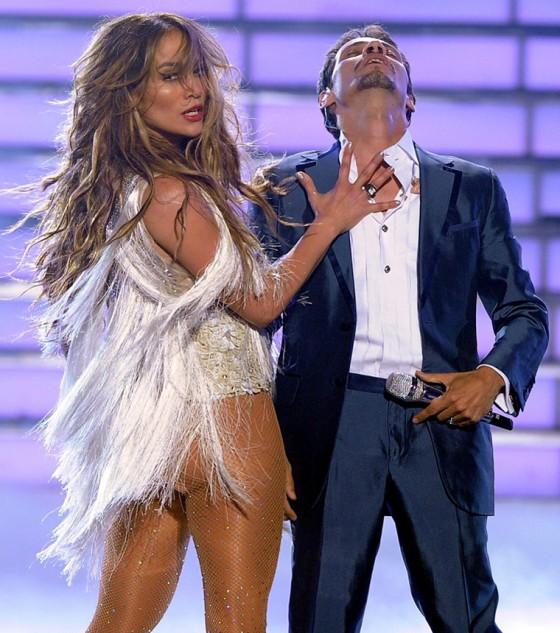 Jennifer Lopez - 'American Idol' Finale Results Show in LA