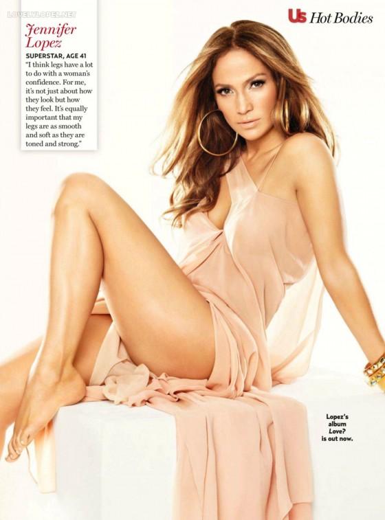 Jennifer Lopez – US Weekly Magazine (June 2011)