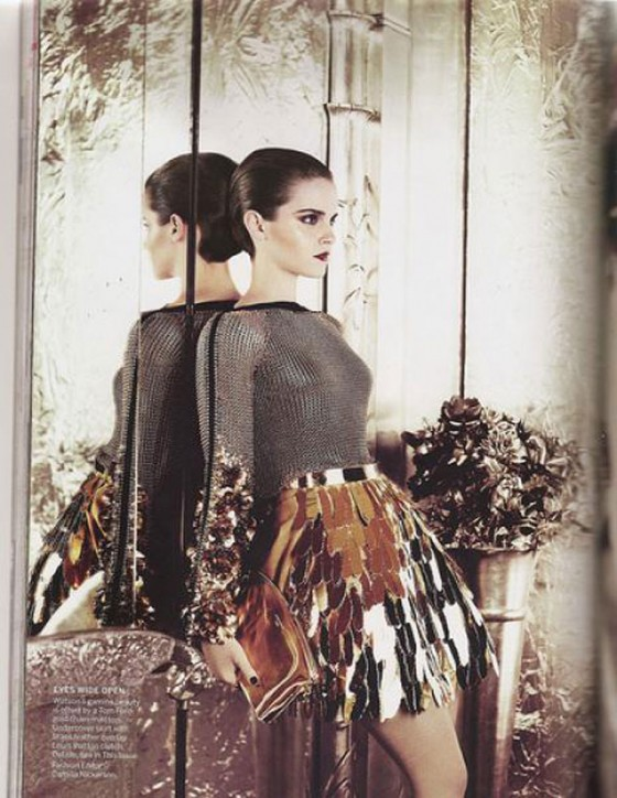 Emma Watson - Vogue US - July 2011