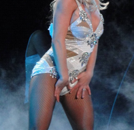 Britney Spears - Hot Performance at Femme Fatale Tour in LA June 20