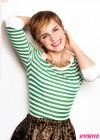 Emma Watson Seventeen Magazine August 2011 Issue