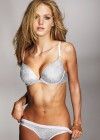 Hot Erin Heatherton in New Victoria's Secret Photoshoot