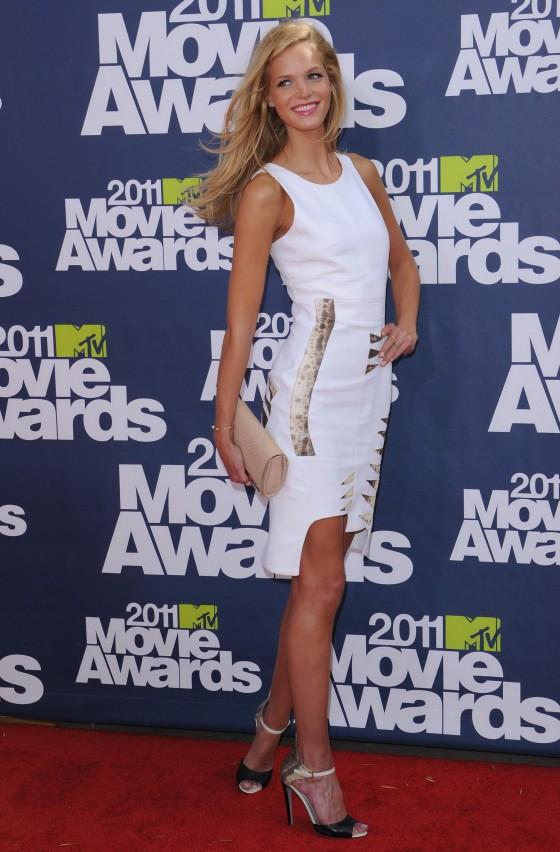Erin Heatherton – 2011 MTV Movie Awards in LA