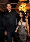 Kim Kardashian at Sugar Factory American Brasserie in Las Vegas