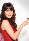 Zooey Deschanel in Self Magazine July 2011