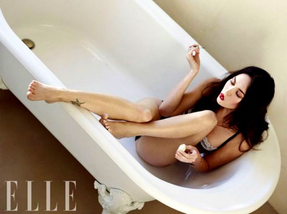 Megan Fox – ELLE Magazine China – July 2011