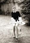 Emma Watson Show Hot Legs In I-D Magazine