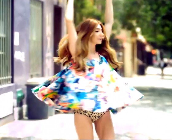 Nicola Roberts – Lucky Day Official Video