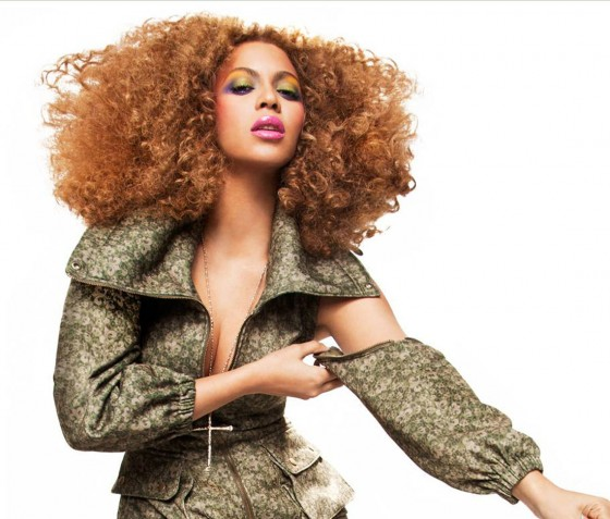 Beyonce – House Of Dereon Campaign 2011