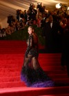"Beyonce Knowles In Hot dress at ""Schiaparelli And Prada: Impossible Conversations"" Costume Institute Gala at the Metropolitan Museum of Art"
