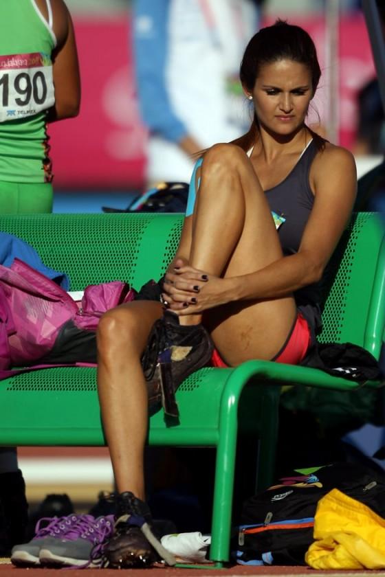 Leryn Franco Hot Athlete Model