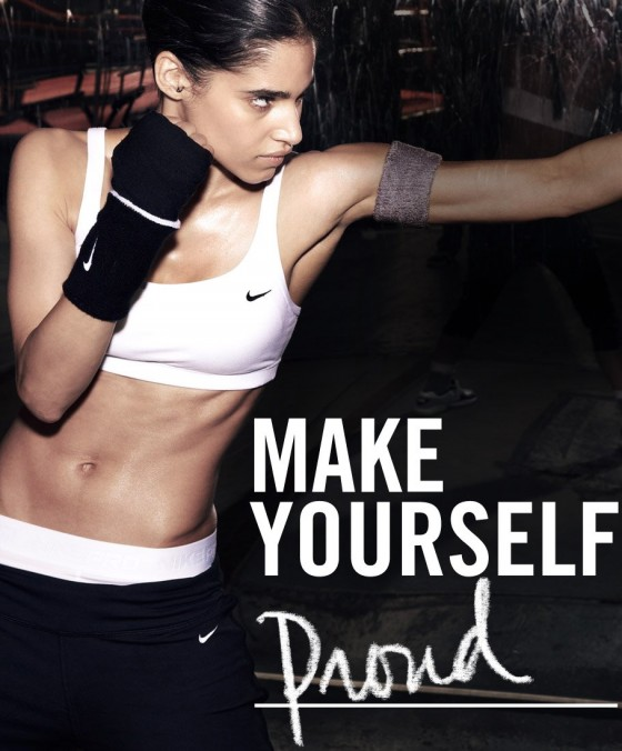 Back to post Sofia Boutella     Nike For Woman PhotoshootNike Girls Ads