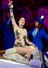 Jessie-J-Nude-Bodysuit-Closing-Ceremony-London-26