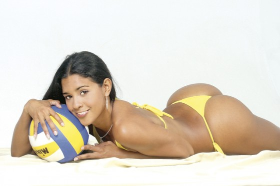 Jaqueline Carvalho Hot brasil volleyball - Olympic London 2012