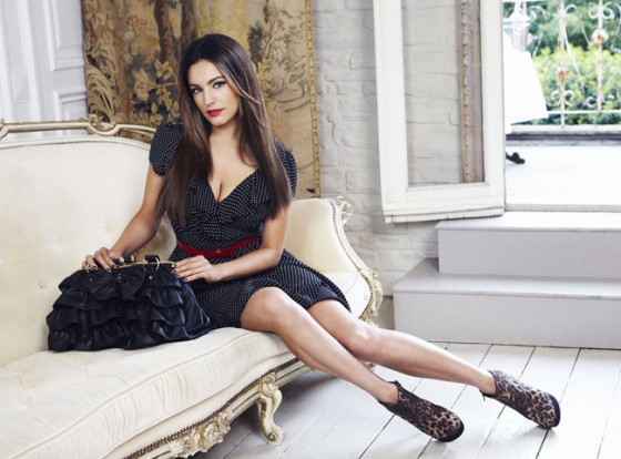 Kelly Brook New Look Clothing