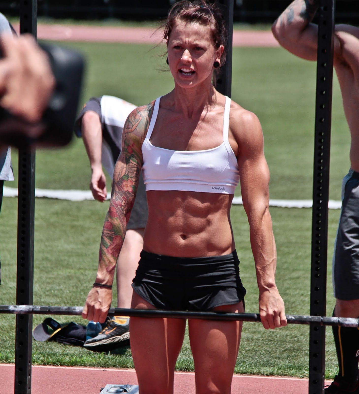 Christmas Abbott Workout.Christmas Abbott Photos Gotceleb