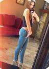 McKayla Maroney hot in tight jeans