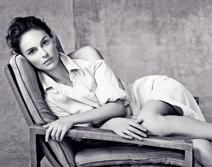 Natalie Portman – Dior Magazine (Spring 2014)