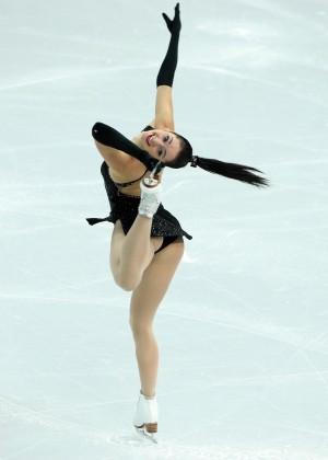 Kaetlyn Osmond Hot In Sochi