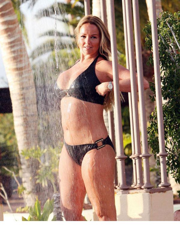 Jennifer ellison bikini also