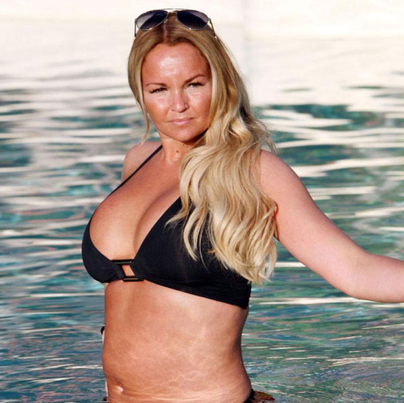 Tell Jennifer ellison bikini