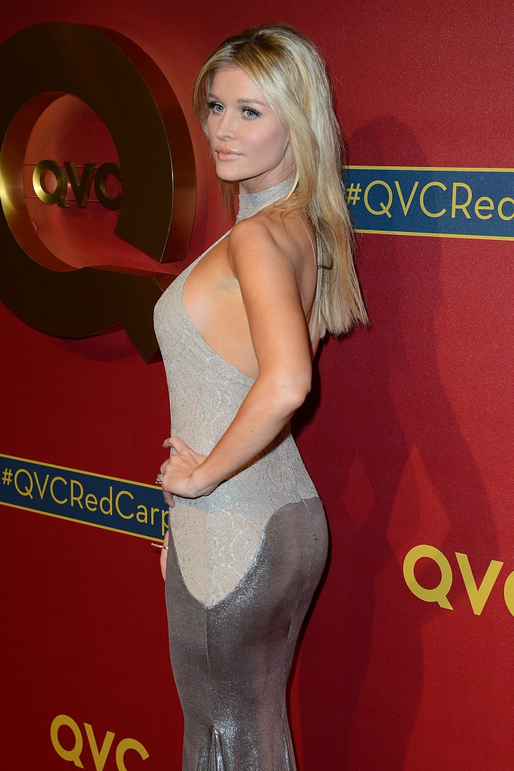 Joanna Krupa – 2014 QVC Red Carpet Style Party in Beverly Hills