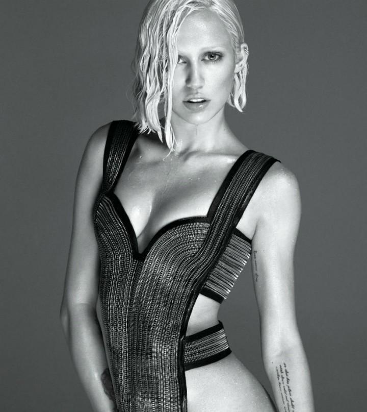 Miley Cyrus – W Magazine (March 2014)