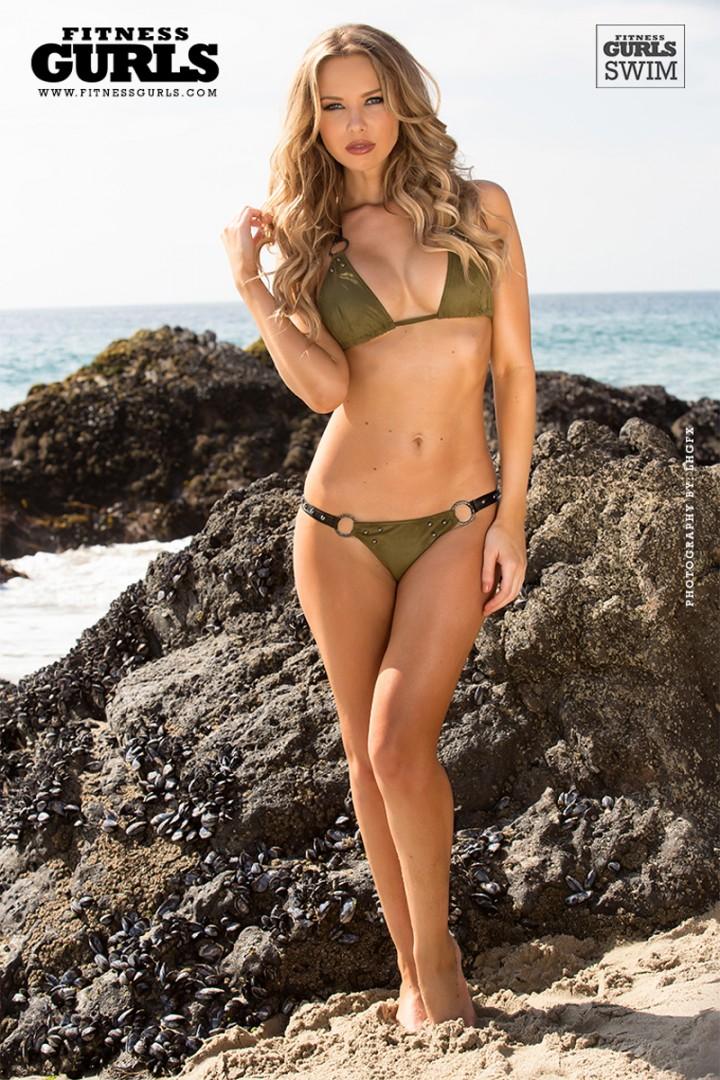 Tiffany Toth – Fitness Gurls Magazine 2014