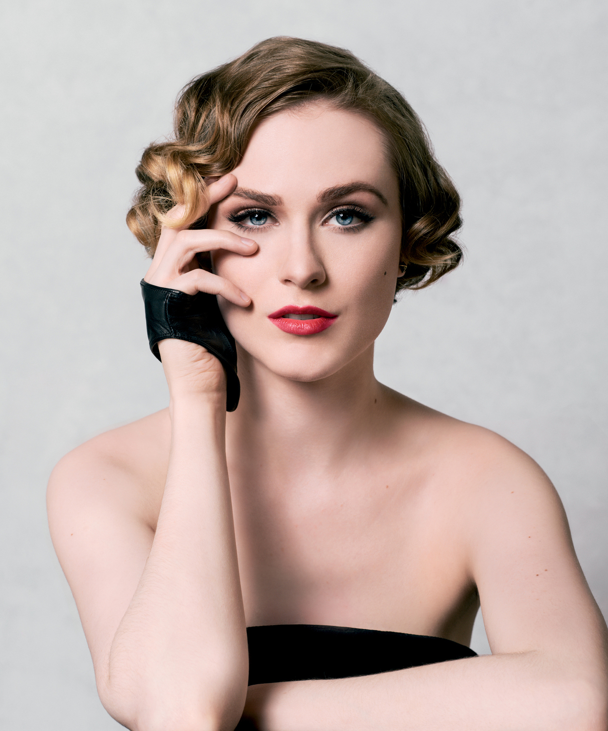Evan Rachel Wood - 'The Art of Discovery: Hollywood Stars Review Their ... Evan Rachel Wood