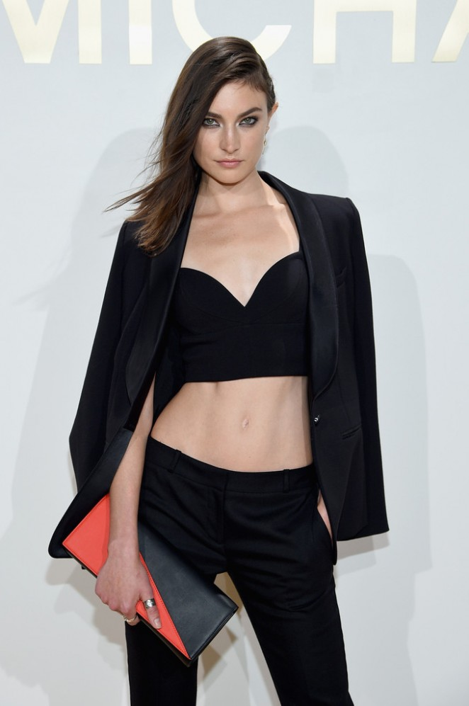 Jacquelyn Jablonski – New Gold Collection Fragrance Launch Hosted by Michael Kors in NYC