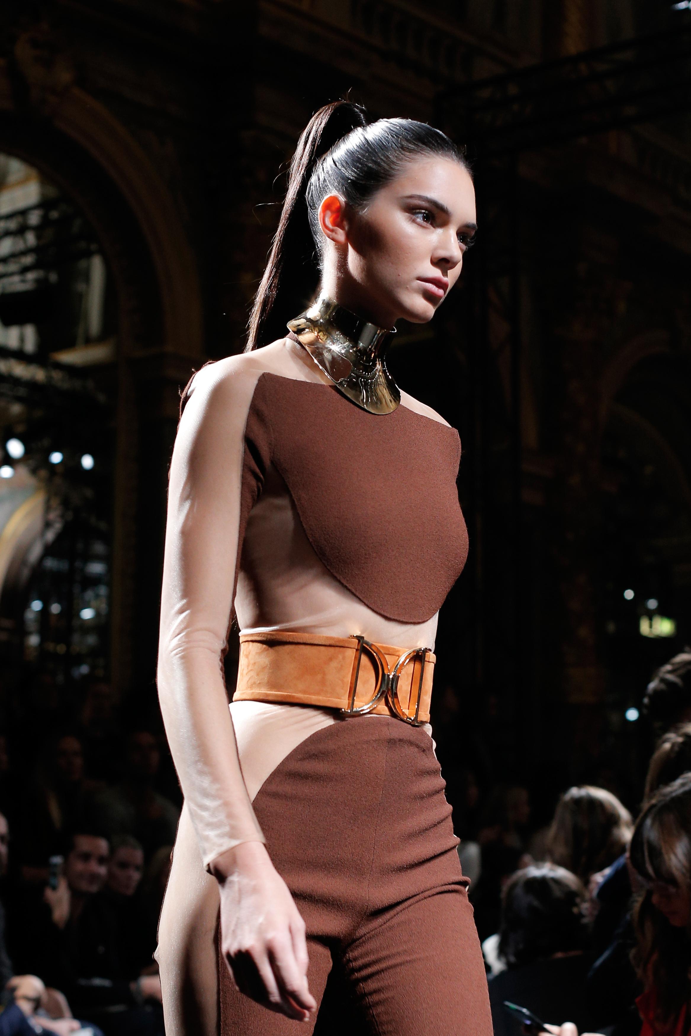 Paris Fashion Balmain