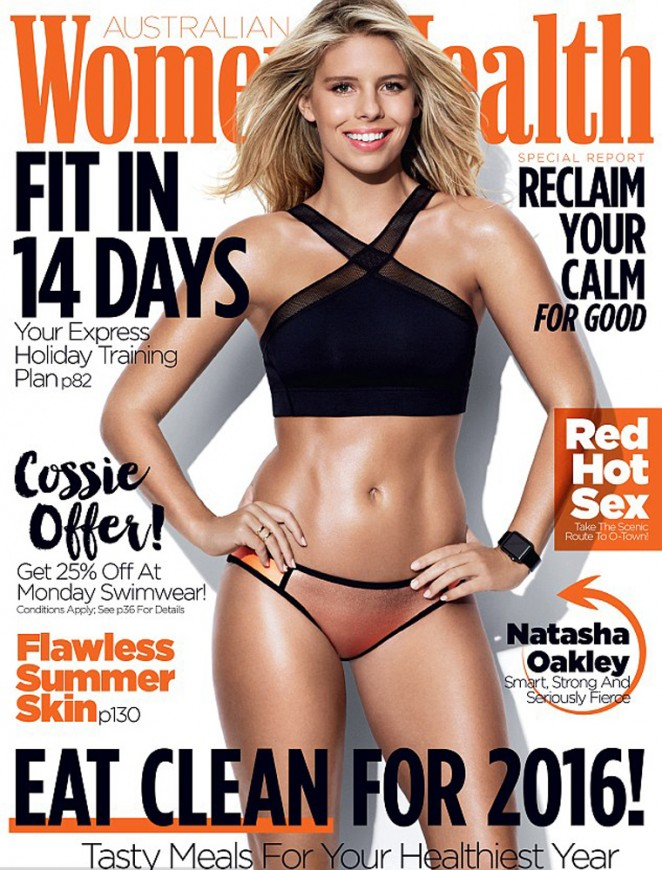 Natasha Oakley – Women's Health Australia (January 2016)