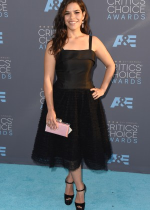 America Ferrera: 2016 Critics Choice Awards
