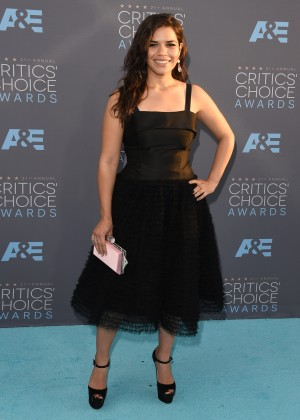 America Ferrera: 2016 Critics Choice Awards1