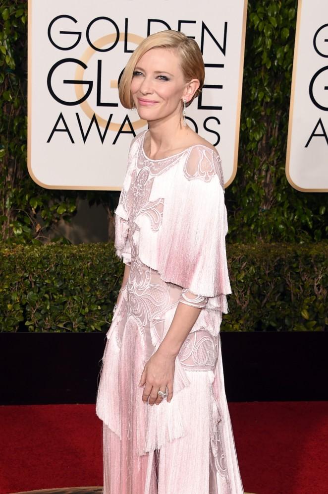 Cate Blanchett 2016 : Cate Blanchett