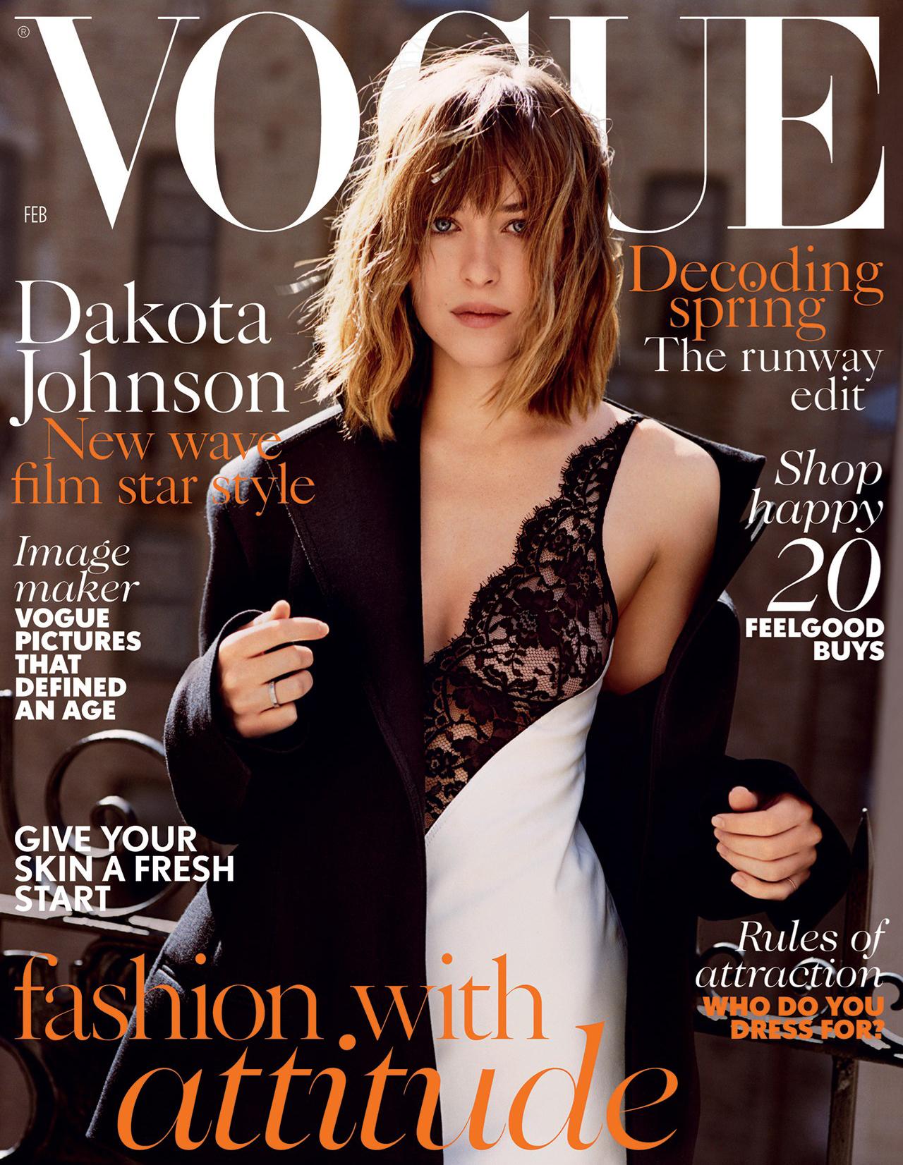 Dakota Johnson 2016 : Dakota Johnson – Vogue UK2