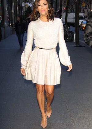Eva Longoria in Mini Dress5