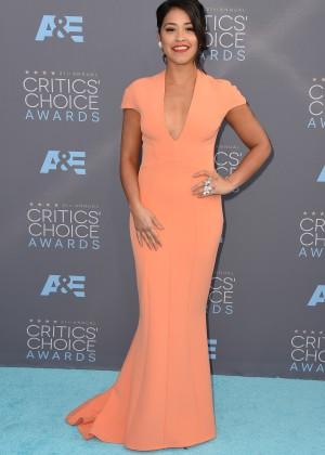 Gina Rodriguez: 2016 Critics Choice Awards1