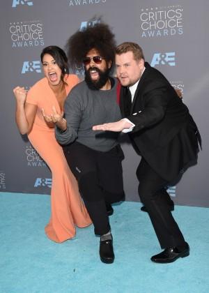 Gina Rodriguez: 2016 Critics Choice Awards3