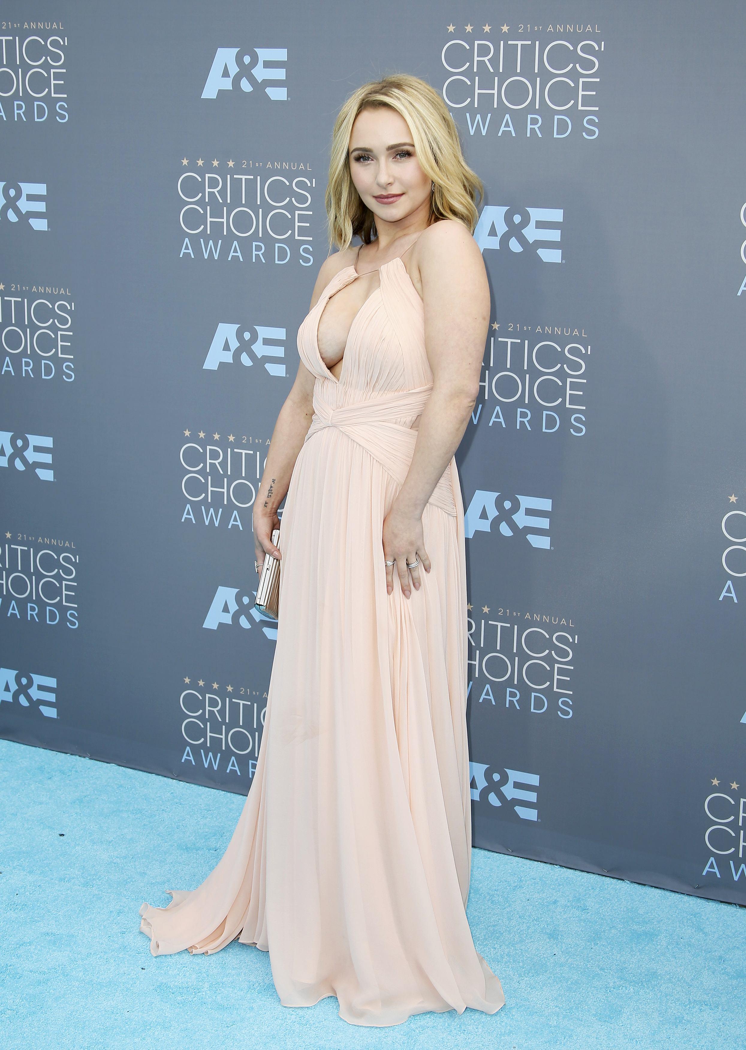Hayden Panettiere 2016 : Hayden Panettiere: 2016 Critics Choice Awards -10