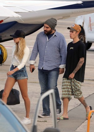 Hailey in Jeans Shorts 12