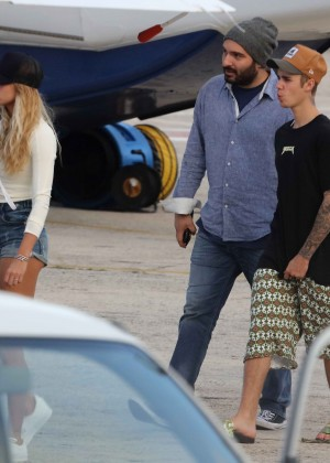 Hailey in Jeans Shorts 2