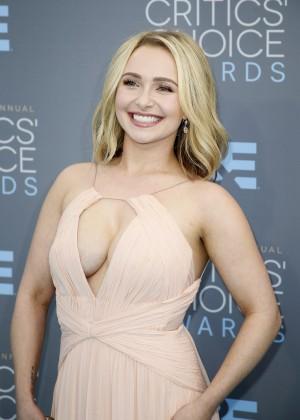 Hayden Panettiere: 2016 Critics Choice Awards -13