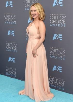 Hayden Panettiere: 2016 Critics Choice Awards -12
