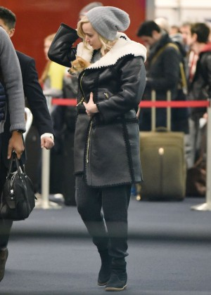 Jennifer Lawrence at JFK2