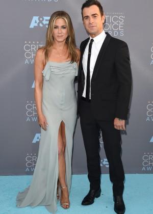 Jennifer Aniston: 2016 Critics Choice Awards -01